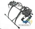 F450 / 550 FCModel Cabon Laning Gear