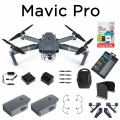 DJI Mavic Pro 全能套裝+配件組合