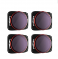 Freewell Mavic Air2s ND+PL 濾鏡套裝 (ND+PL 8 16 32 64) *BRIGHT DAY - 4PACK*