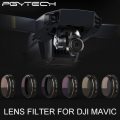 PGY Filter for DJI MAvic Pro (CPL/ND8/ND16/ND32)